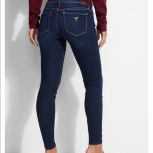 GUESS 1981 Skinny Jeans High Waist, Size 26